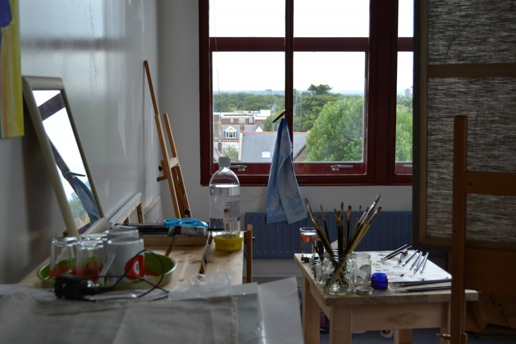 Abstraction in Oils with Diana Braybrook