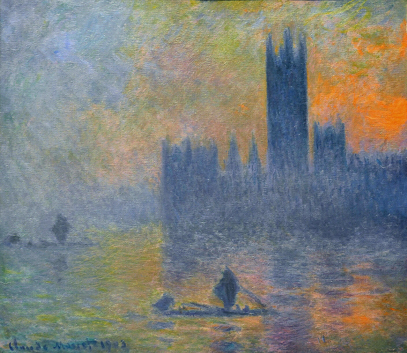 Monet and Architecture – a virtual tour with Nick Pearson