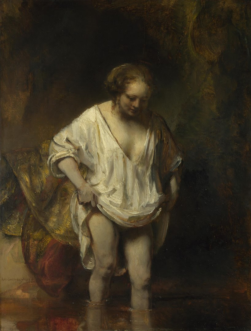 Review Rembrandt's Light Exhibition with Nick Pearson
