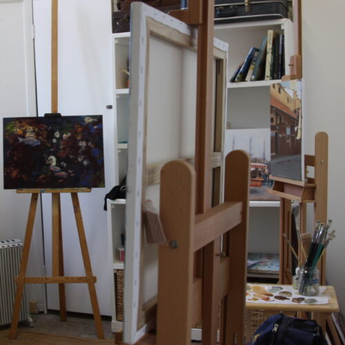 Workshops for oil painters
