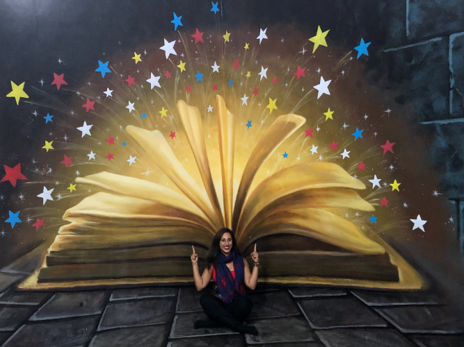Writing for Wellbeing with Dr Poonam Madar