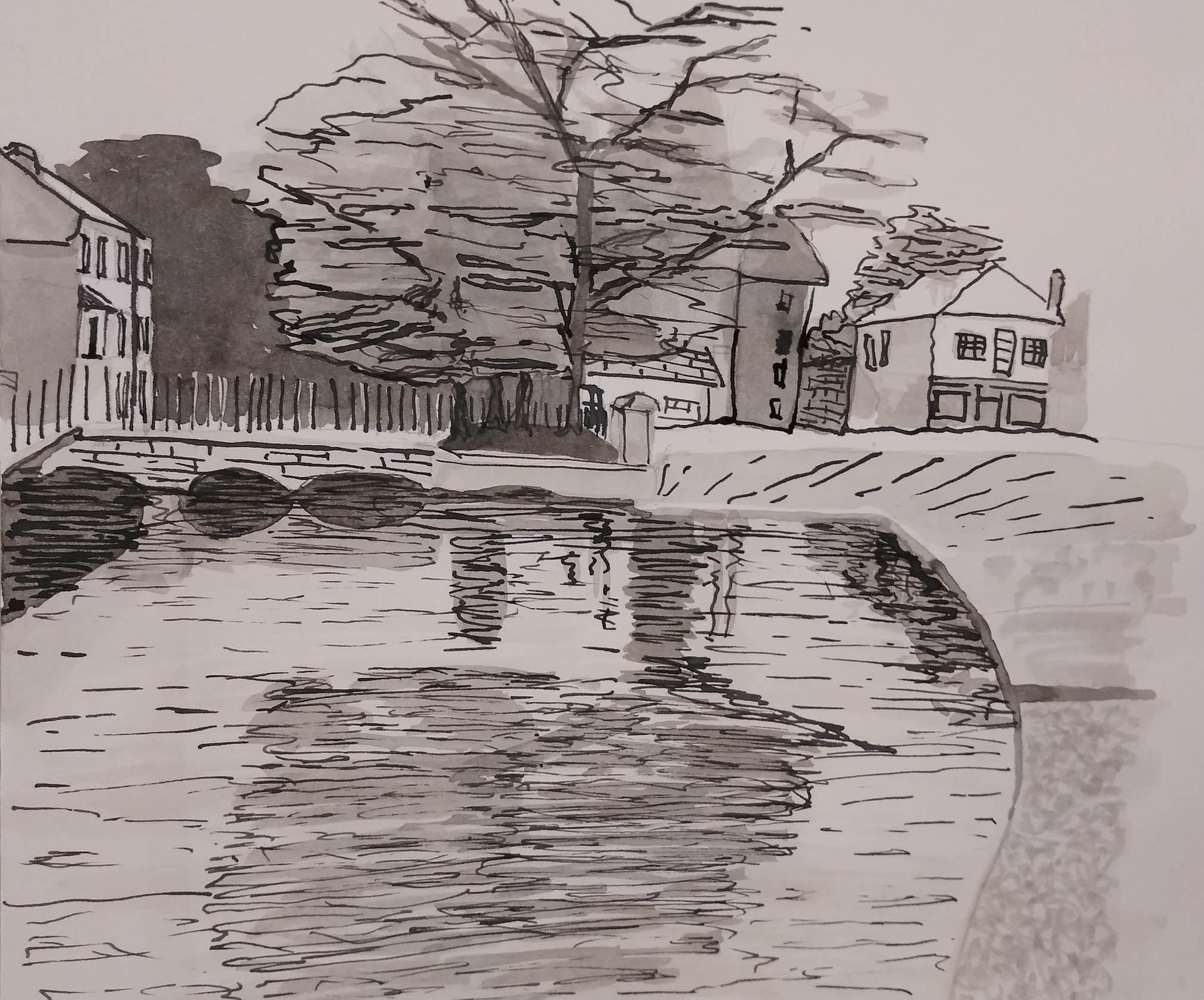 Discover your creativity using ink with Andrea Tierney
