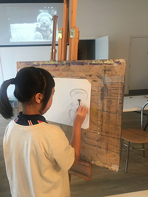 Drawing & Painting for 7-13s with Start Studios