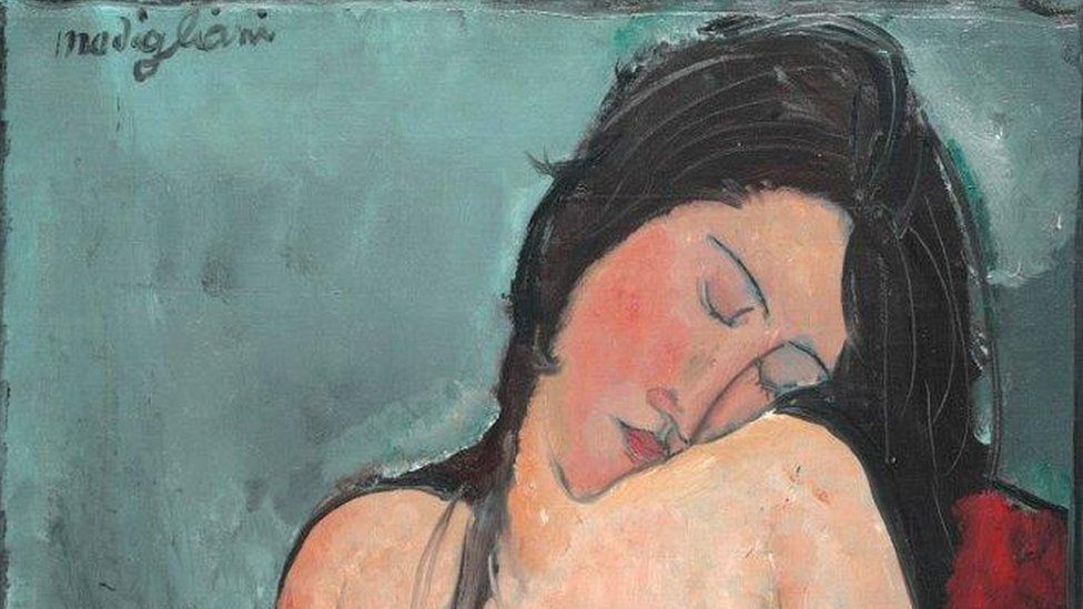 A Virtual Retrospective of Modigliani 2018 Exhibition