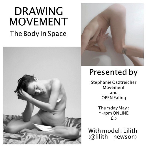 Drawing Movement with Stephanie Osztreicher