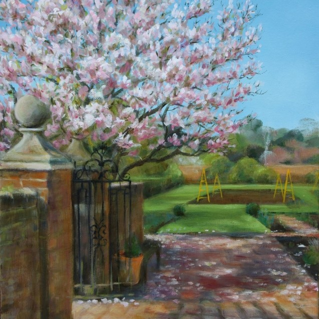 Capture Spring in Oils with Diana Braybrook