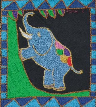 The Dancing Elephant adapted by A Wonderful Adventure