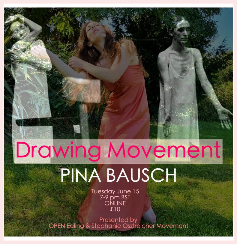Drawing Movement: an online drawing session