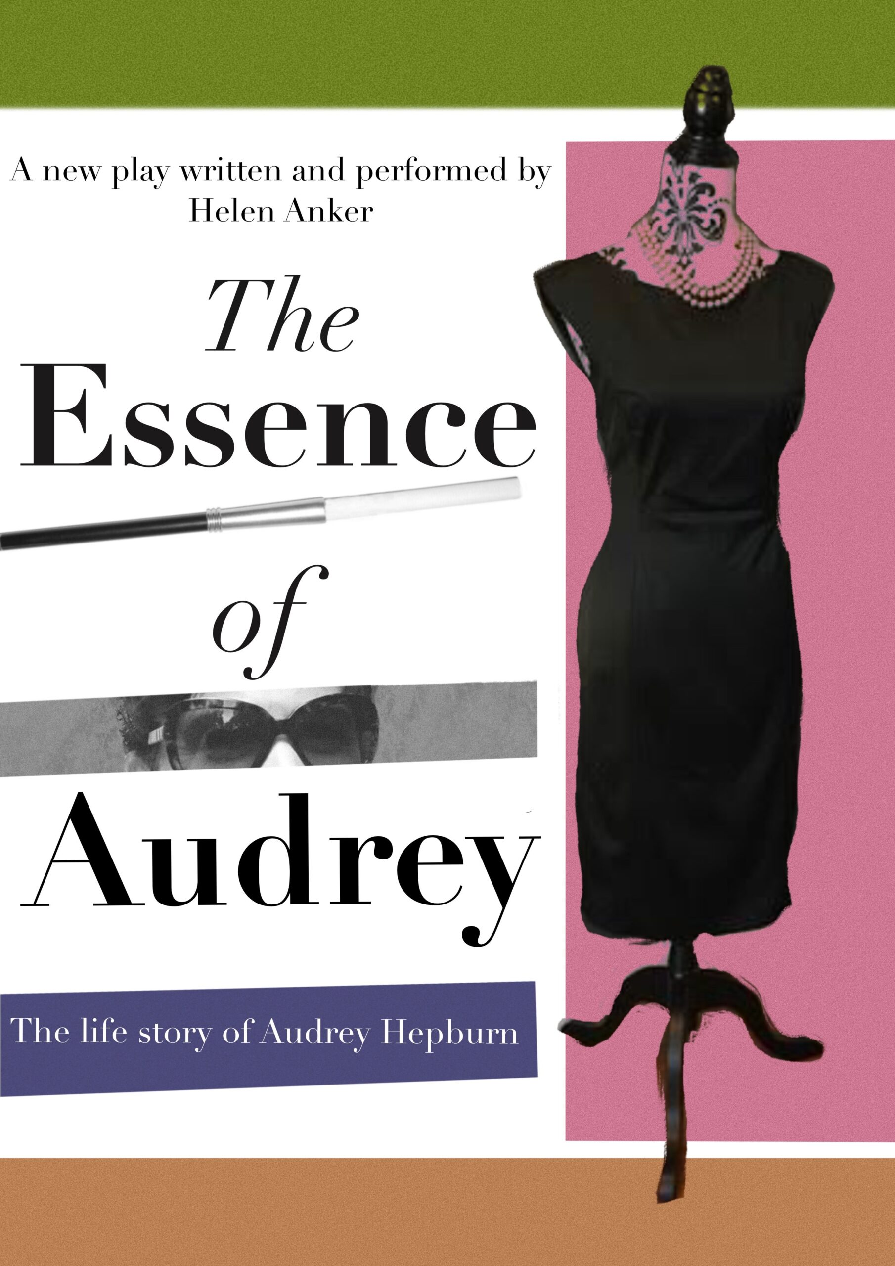 The Essence of Audrey : the life story of Audrey Hepburn