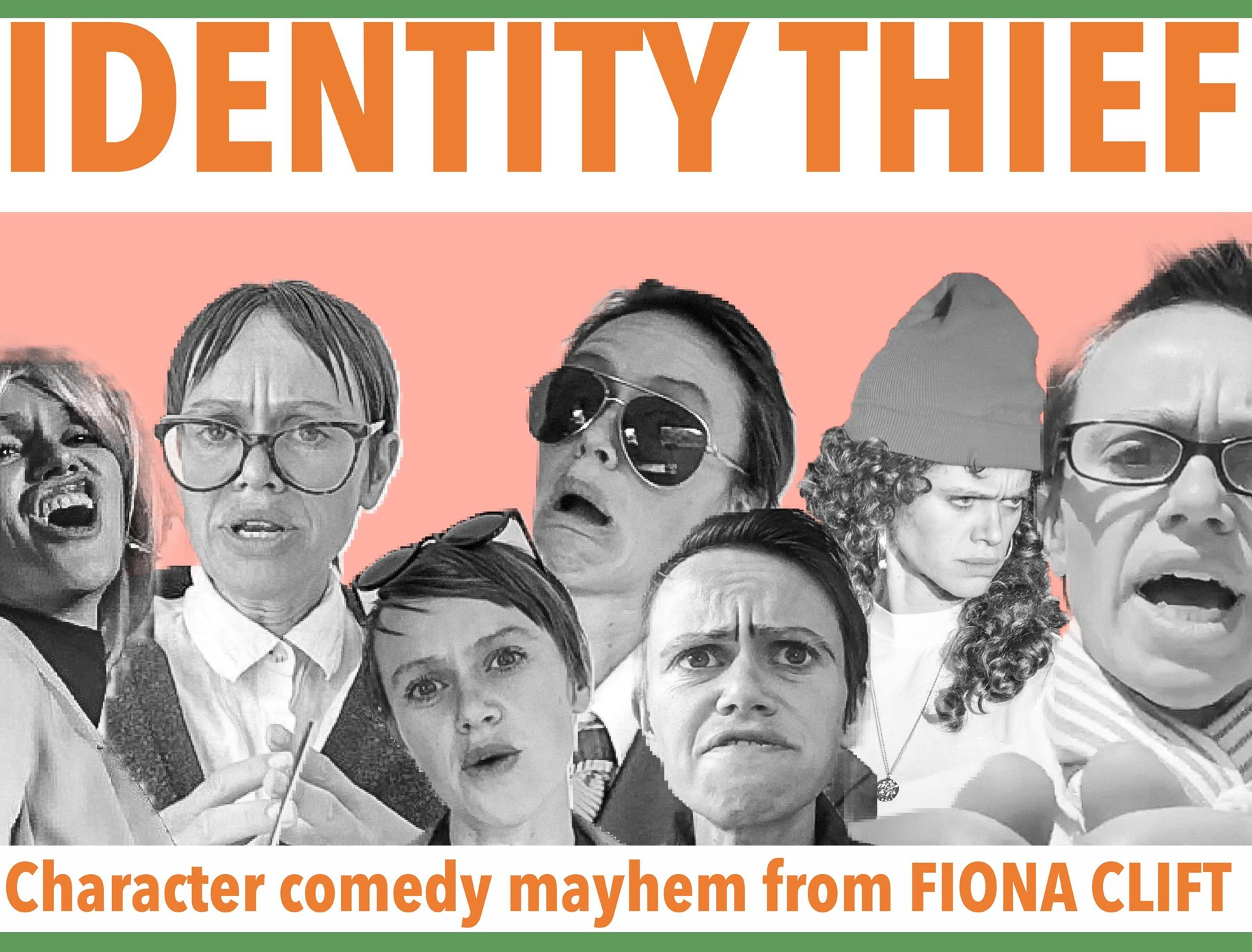 Identity Thief by Fiona Clift @ Healing Comedy Club