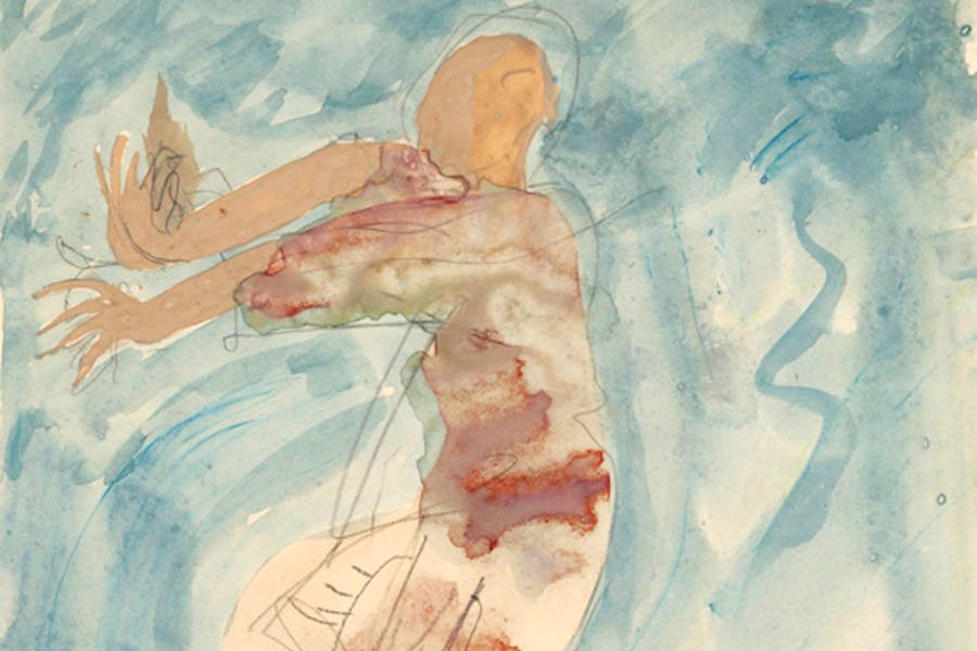Rodin Inspired Life Painting sessions with Gail Astbury