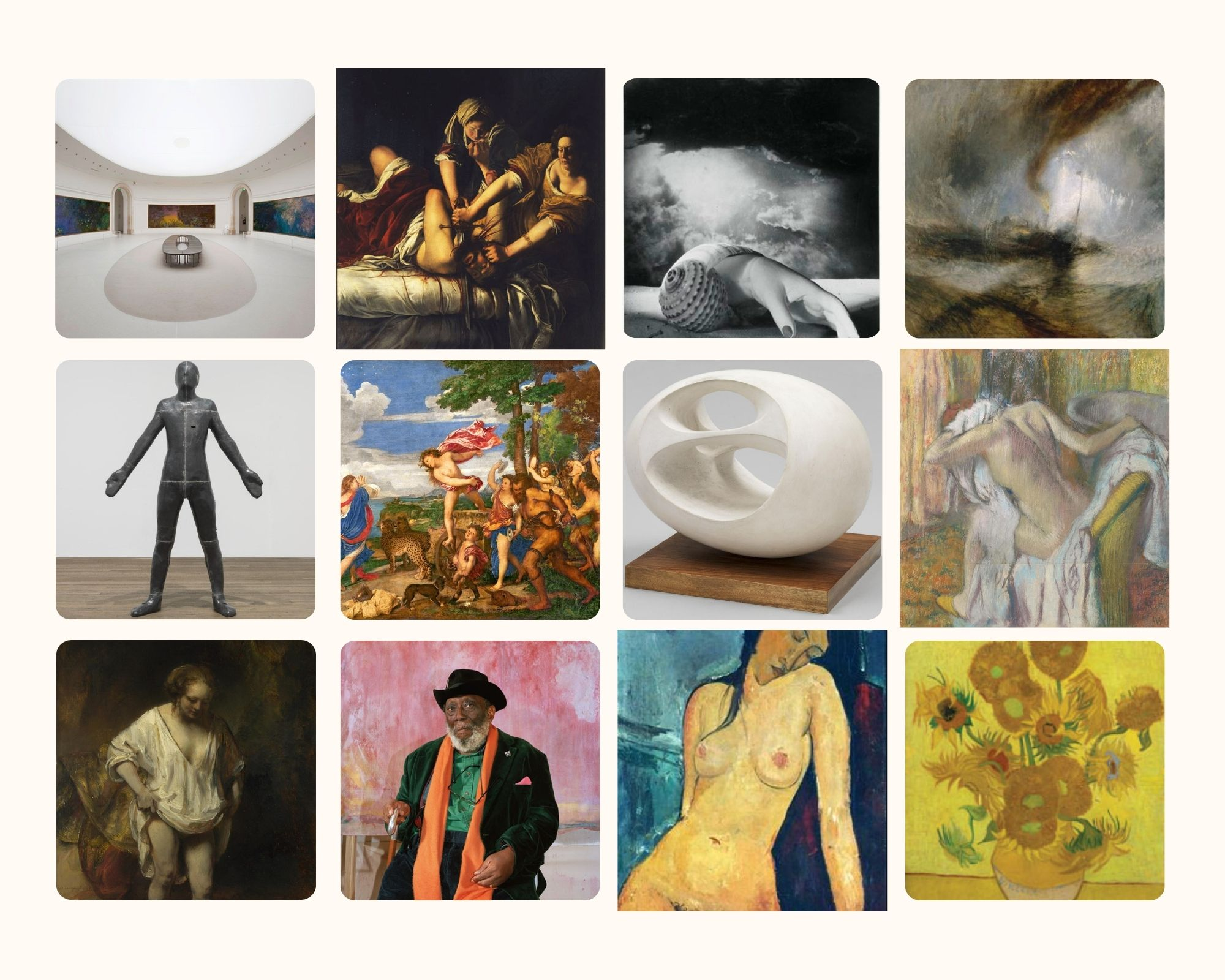 Virtual Gallery Tours during August with Nick Pearson