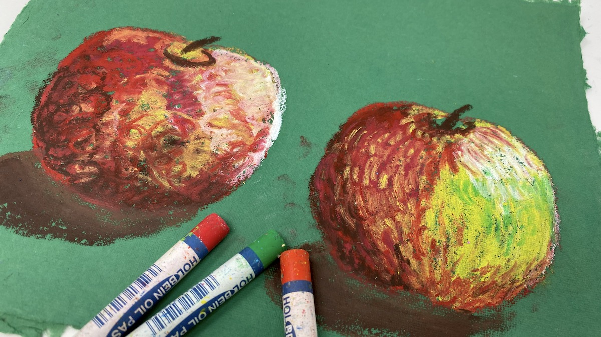 Painting with Pastels led by Andrea Tierney