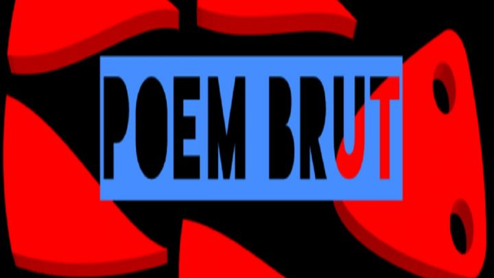 Poem Brut #19 comes to OPEN Ealing