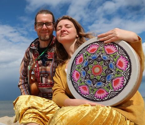 Ananda; the sound of your soul by Agnieszka and Artur