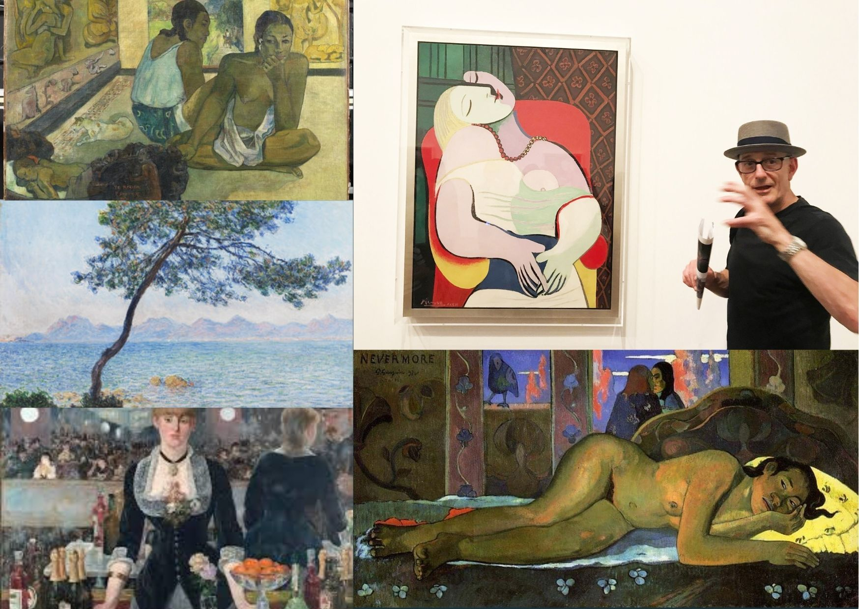 Nick Pearson's pick of three great artists in the Courtauld
