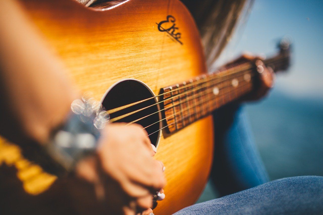 An evening with Didi : classical guitarist  singer-songwriter
